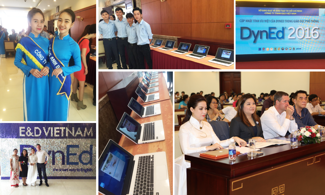 Vietnamese MOE Urges Schools in Ho Chi Minh City to Use DynEd